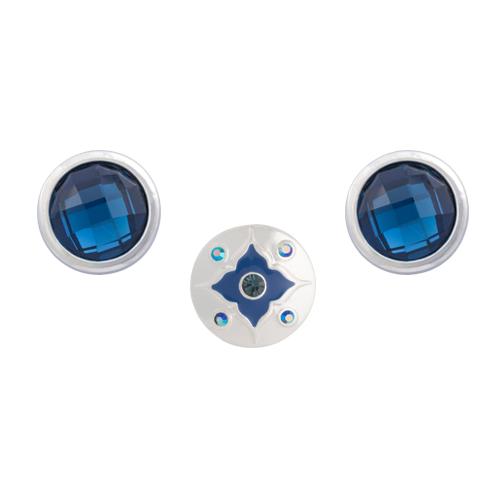 Blue Wonder Dot Set